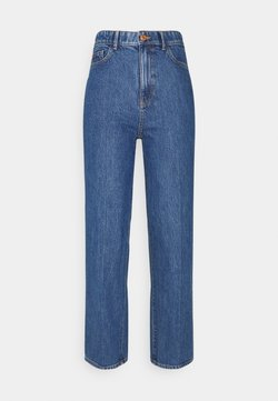 Lindex - HANNA RETRO - Relaxed fit jeans - denim