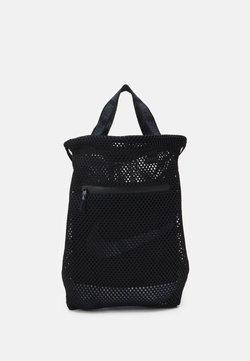 Nike Sportswear - ESSENTIALS UNISEX - Reppu - black/grey