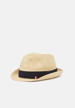 Tommy Hilfiger - HAT - Hatt - beige