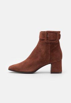 Hash#TAG Sustainable - Korte laarzen - cygar brown