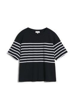 ARMEDANGELS - JACINTAA - T-Shirt print - black