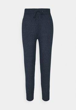 Vila - VIRIL PANT - Jogginghose - total eclipse/melange