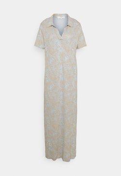 Cream - LUNA DRESS - Maxikleid - blue