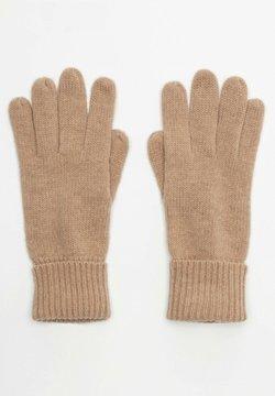 Ulla Popken - Fingerhandschuh - beige