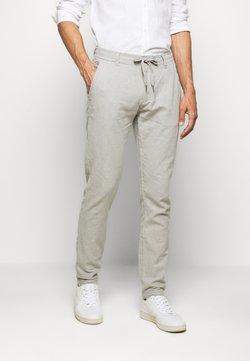Lindbergh - PANTS - Spodnie materiałowe - grey