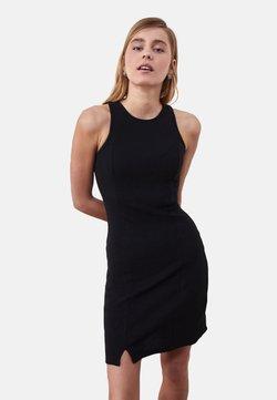 Trendyol - Vestido de punto - black