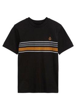 Next - T-Shirt print - black
