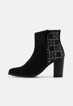 Les Tropéziennes par M Belarbi - KESHIA - High Heel Stiefelette - noir