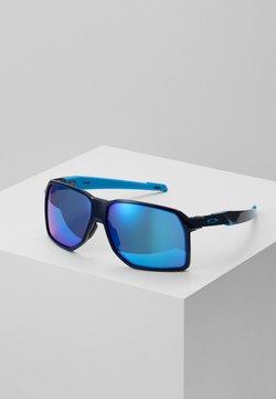 Oakley - PORTAL - Sportbrille - navy/sapphire