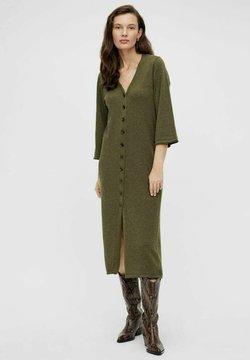 YAS - YASRIA - Vestido de punto - olive night