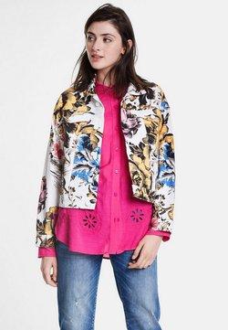 Desigual - Denim jacket - white