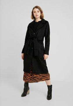 Object - Manteau classique - black