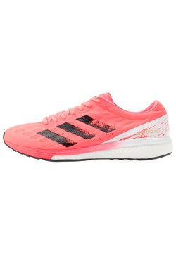 adidas Performance - ADIZERO BOSTON 9 M - Zapatillas de running estables - signal pink/core black/copper metallic