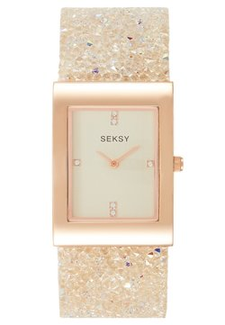 Seksy - Montre - gold-coloured