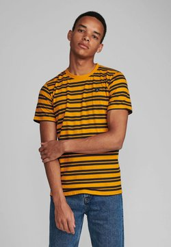 Anerkjendt - AKROD - T-shirt basic - sunflower