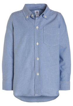 GAP - BAS OXFORD - Vapaa-ajan kauluspaita - oxford blue