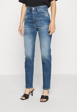 Diesel - D-EISELLE - Slim fit jeans - indigo