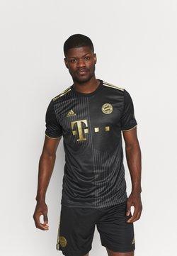 adidas Performance - FC BAYERN MÜNCHEN A - Vereinsmannschaften - black