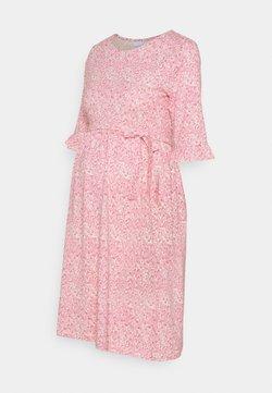 MAMALICIOUS - MLPIA DRESS - Jerseykleid - pink
