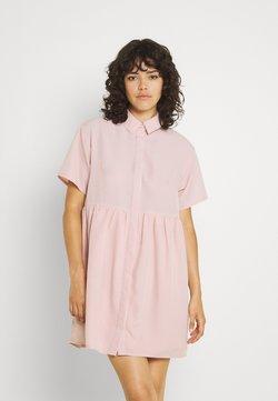 Missguided - SMOCK DRESS - Blusenkleid - pink