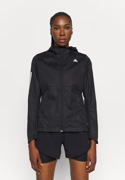 adidas Performance - OWN THE RUN - Chaqueta de entrenamiento - black