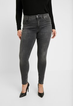 Levi's® Plus - 310 PL SHPING SPR SKINNY - Skinny-Farkut - shade of grey