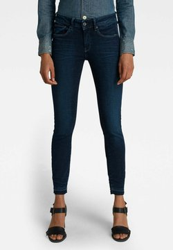 G-Star - Jeans Skinny Fit - worn in ultramarine