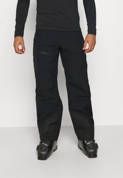 Peak Performance - VERTICAL 3L PANTS - Täckbyxor - black