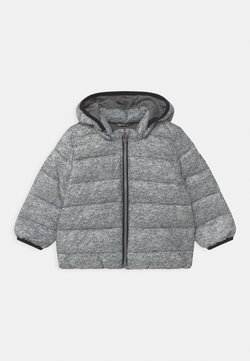 GAP - PUFFER - Chaqueta de invierno - flint grey