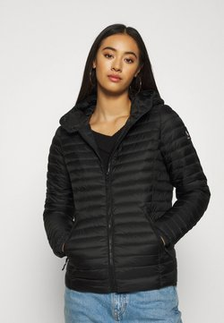 Superdry - CORE - Daunenjacke - black