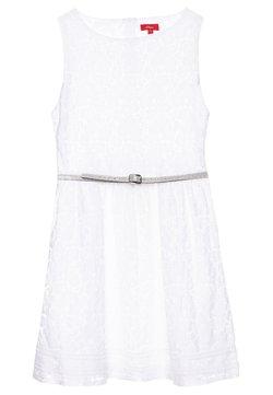 s.Oliver - KURZ - Cocktailkleid/festliches Kleid - white