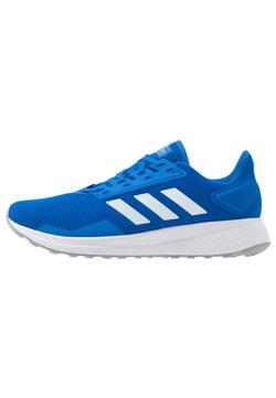 adidas Performance - DURAMO 9 - Juoksukenkä/neutraalit - glow blue/sky tint/footwear white
