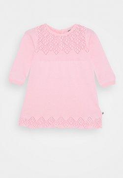 Jacky Baby - LANGARM CLASSIC GIRLS - Gebreide jurk - rosa