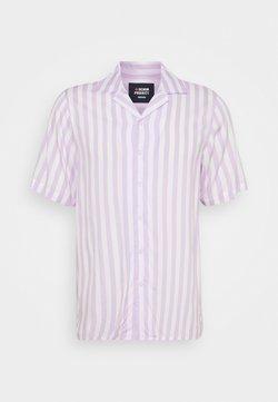 Denim Project - EL CUBA - Hemd - white/pastell lilac