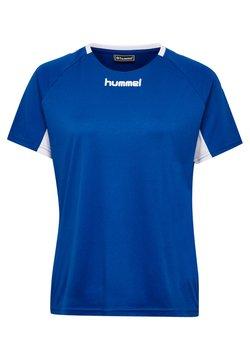Hummel - CORE TEAM  - T-shirt print - true blue