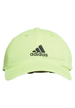 adidas Performance - AEROREADY BADGE OF SPORT DAD CAP - Gorra - green