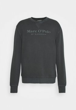 Marc O'Polo - LONG SLEEVE CREW NECK - Sweatshirt - phantom fear