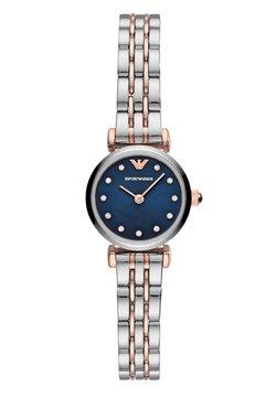 Emporio Armani - Watch - roségold-coloured/silber-coloured