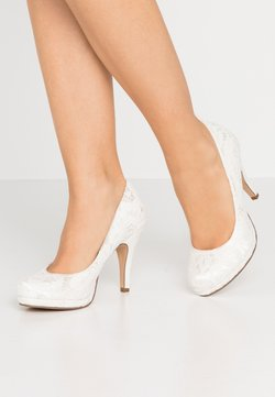 Tamaris - COURT SHOE - High Heel Pumps - champagner