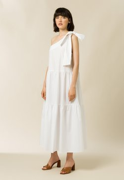 IVY & OAK - Maxikleid - bright white
