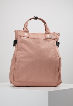anello - 2 WAY BACKPACK UNISEX - Reppu - nude pink