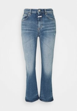 CLOSED - BAYLIN - Jeans a zampa - light blue