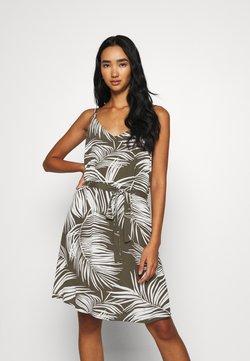 ONLY - ONLAUGUSTINA SHORT DRESS  - Sukienka letnia - kalamata