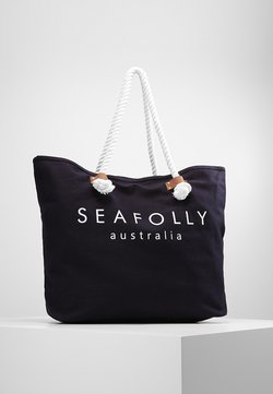 Seafolly - SHIP SAIL TOTE - Beach accessory - indigo