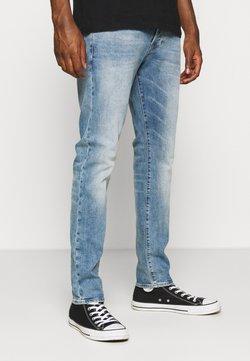 G-Star - 3301 STRAIGHT TAPERED - Jeans Straight Leg - ight-blue denim
