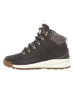 The North Face - W BACK-TO-BERKELEY MID WP - Hikingschuh - demitassebrn/bipartisnbrn