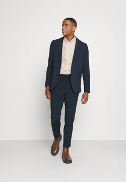 Isaac Dewhirst - THE RELAXED SUIT - Costume - dark blue
