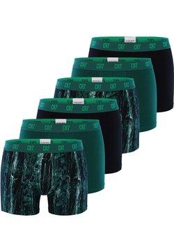 Cristiano Ronaldo CR7 - 6 PACKS  - Panties - green/black