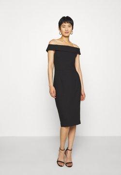 IVY & OAK - CARMEN DRESS - Etuikleid - black