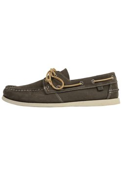 Scalpers - Chaussures bateau - grey
